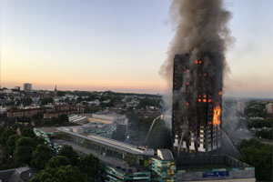 Incendie tour Grenfell